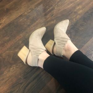 Qupid   pointed toe bootie